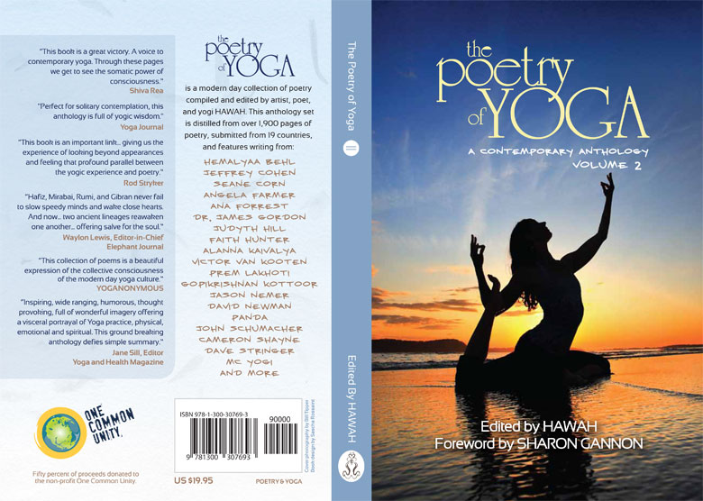 Classic Book Cover Yoga ~ The poetry of yoga is here « dc classes